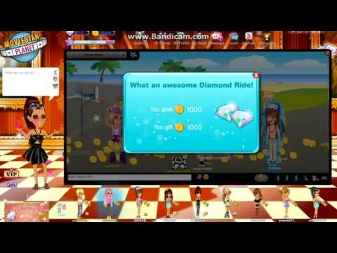 DIAMOND RIDE!