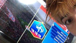 【ワールドカップ決勝ライブ】クロアチアvsフランス thumbnail
