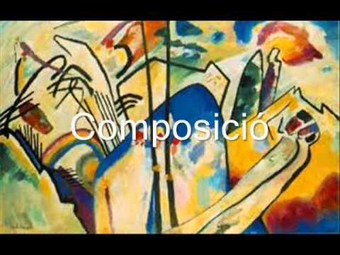 Wassily Kandinsky-Composició IV