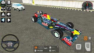 Red Bull Formula 1 Car Driving - Bus Simulator Indonesia - Android GamePlay 2021