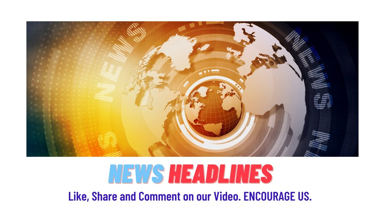News headlines now today live - YouTube