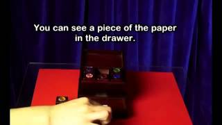 Jewelry Box Prediction By Indomagic - The Magic Attic