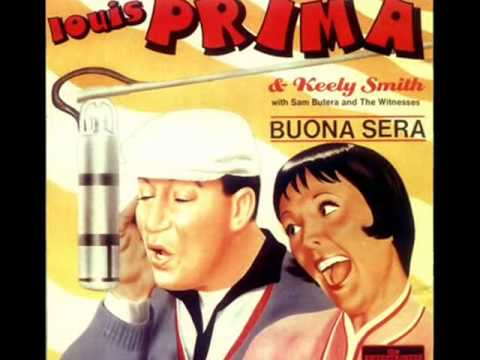 Louis Prima & Keely Smith - Baby Won't You Please Come Home