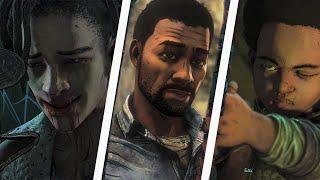 Корабль сделал бум - The Walking Dead: The Final Season - 3 эпизод