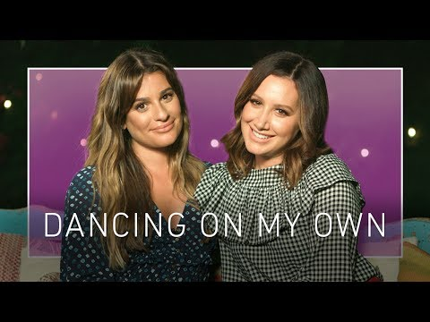 Dancing On My Own ft. Lea Michele  Music Sessions  Ashley Tisdale