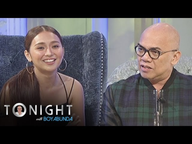 "TWBA: ""I am confident with Daniel"" says Kathryn"