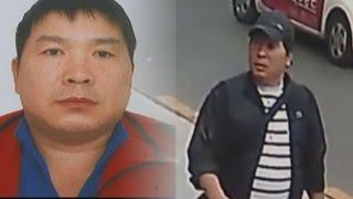 부산 당구장 살인사건 용의자 공개수배(CCTV)