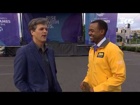 Interview with Special Olympics International Chairman Tim Shriver
