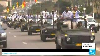 Vidéo: parade triomphale des Lions indomptables dans les rues de Yaoundé