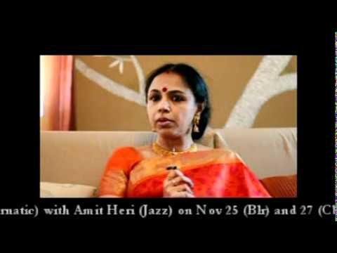 Sudha Ragunathan - interview with The Hindu