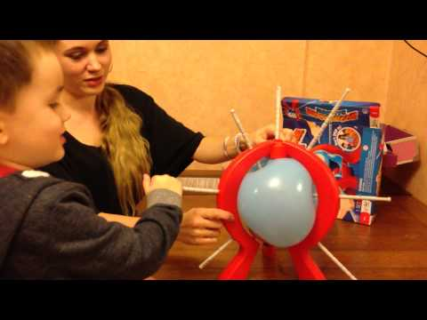 HarleyTube - Boom Boom Balloon Part 4 - The Big Bang