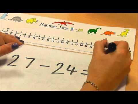 year-2-subtraction---finding-a-small-difference-by-counting-on
