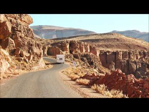 Self Drive Adventures - Morocco by Motorhome