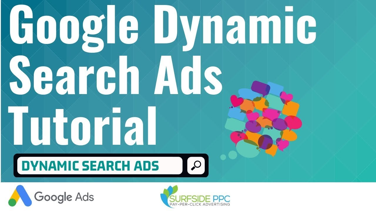 Google Dynamic Search Ads Tutorial 2019 - How To Setup Google Ads Dynamic  Search Ads Campaigns