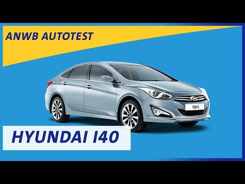 ANWB test Hyundai i40