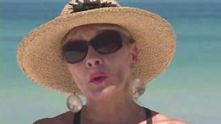 Bradenton Beach on Anna Maria Island a History and Travel Video (Then and Now)