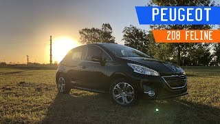 Peugeot 208 Review (2013-16) | Manejando