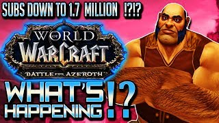 My Battle for Azeroth Issues (Is BFA that bad?)