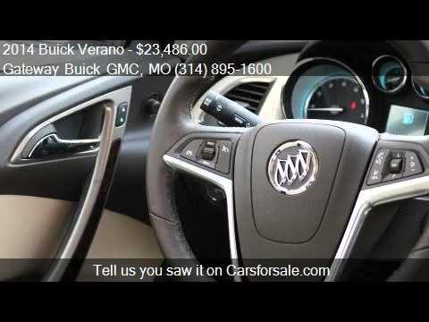2014 Buick Verano Base 4dr Sedan for sale in St  Louis  MO 6   YouTube 2014 Buick Verano Base 4dr Sedan for sale in St  Louis  MO 6