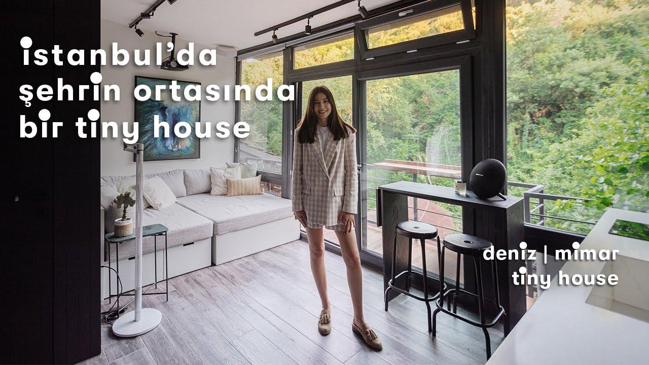 Download Şehrin Ortasında 22 m²'lik Tiny House