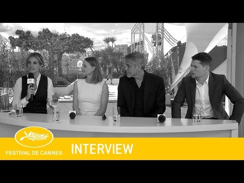 MONEY MONSTER - Interview - VF - Cannes 2016