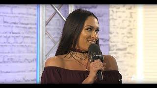 Nikki Bella talking about her fans - Total Bellas