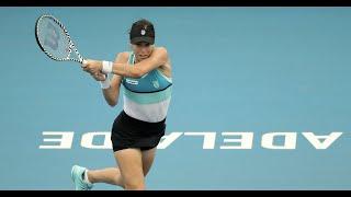 Yulia Putintseva vs. Ajla Tomljanovic | 2020 Adelaide First Round | WTA Highlights