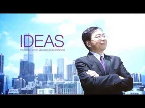 HK PolyU Faculty of Business: Innovation-driven Education and Scholarship