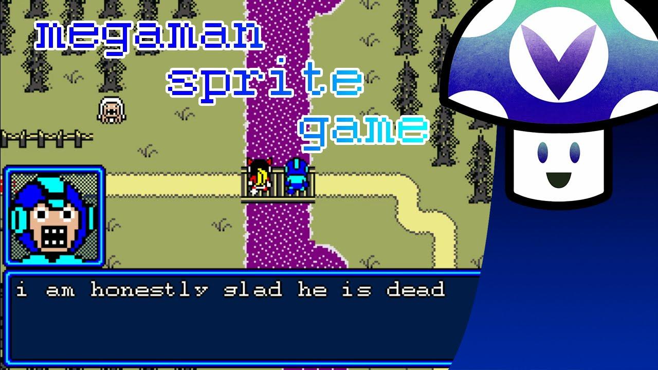 [Vinesauce] Vinny - Megaman Sprite Game - YouTube  [Vinesauce] Vin...