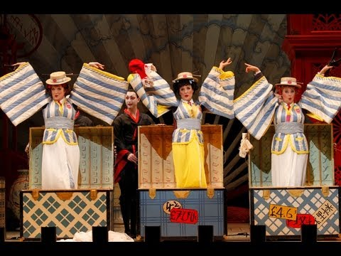 Three Little Maids From School Are We: The Mikado, Melbourne 2011 (Opera Australia)