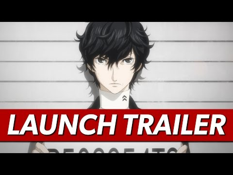 Persona 5 is the best JRPG of the last decade
