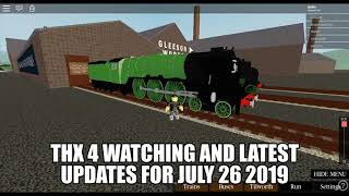 Roblox Steam Age Whistles FREIGHT ENGINES
