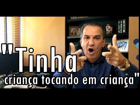 """""""Tinha CRIANÇA TOCANDO EM CRIANÇA"""" Silas malafaia PIRA sobre evento do Santander"""
