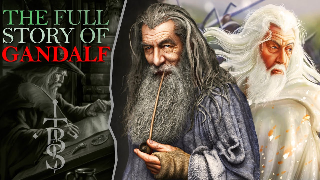 Download The Full Story of GANDALF! | Middle Earth Lore