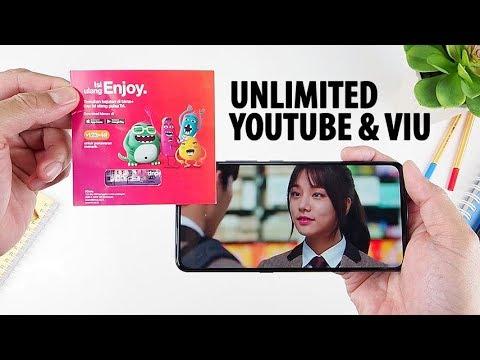 Baru Aktifin Kartu 3 Beneran Unlimited Paraah Gada Abisnya Youtube