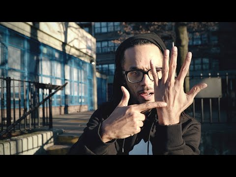 """AMPHBNS Ft/ KHALIL D'JAMAAL """"""""New York City Minute"""" (Official Music Video)"""