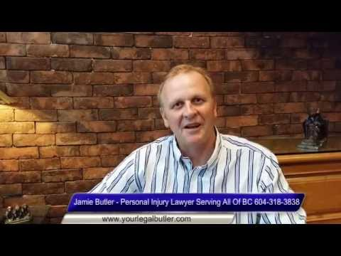 Nanaimo Personal Injury Lawyer | Butler & Company | ICBC Law