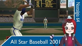 A Swing and A Miss | All Star Baseball 2001