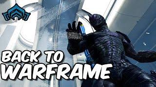 Warframe: I'm BACK! | Still bad at the game | Pretty CLAN DOJO!
