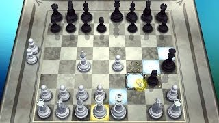 How to win chess titans in 7 moves on toughest level