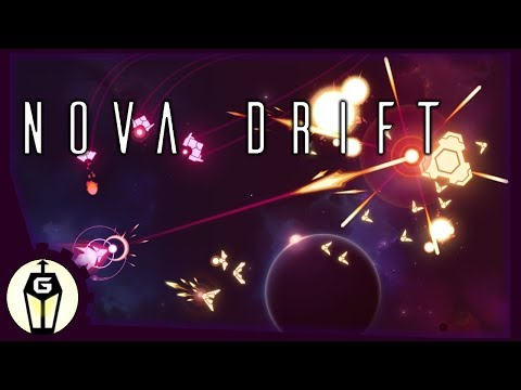 Arcade Space Shooting Action   Let's Play Nova Drift First Impressions