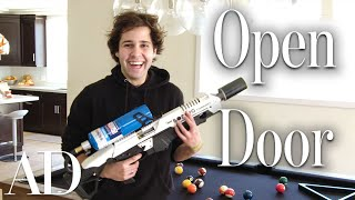 Download Inside David Dobrik's $2.5M Los Angeles Home | Open Door | Architectural Digest Mp3 and Videos