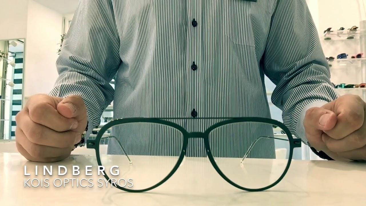 fff9c732209 Lindberg eyewear unboxing video   kois-optics.gr - YouTube
