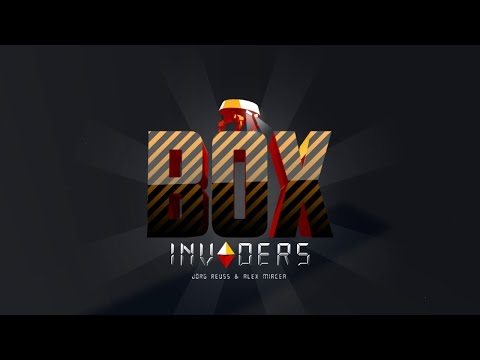 Official Box Invaders (by Jorg Reus) (iOS / Android) Launch Trailer