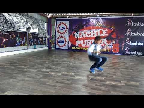 Bhege naena  adarsh  pande  dance  style