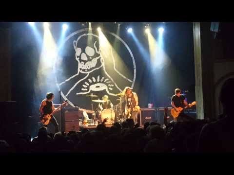 Against Me! - Because of the Shame/Thrash Unreal ft. Frank Iero at Neptune Theater