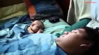 [Toptobe.net] Những ông bố nguy hiểm nhất - clip hài 2015 - hài trẻ em