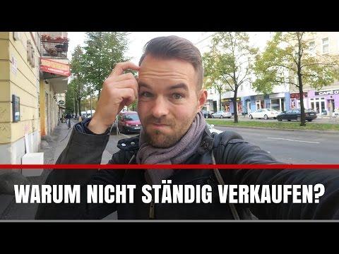 TS183 - Warum Du Produkte Nicht Ständig Verkaufen Darfst I BERLIN