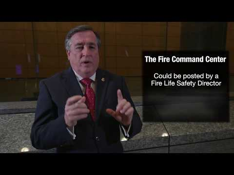 HVAC Training: High-Rise Fire Command Center and Smoke Control Systems