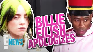 Billie Eilish Apologizes for Mouthing Anti-Asian Slur in Old Video | E! News
